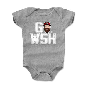 Aaron Barrett Kids Baby Onesie | 500 LEVEL