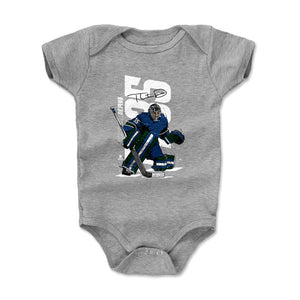 Thatcher Demko Kids Baby Onesie | 500 LEVEL