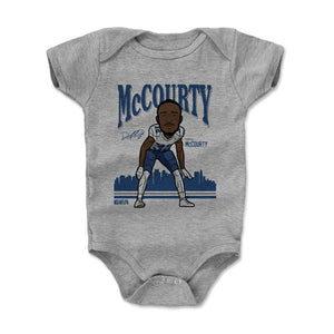 Devin McCourty Kids Baby Onesie | 500 LEVEL