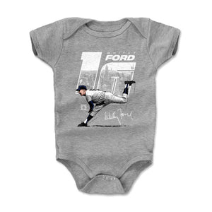 Whitey Ford Kids Baby Onesie | 500 LEVEL