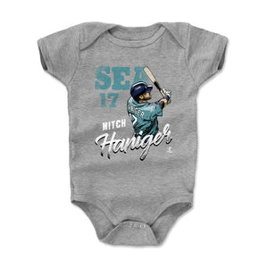 Mitch Haniger Kids Baby Onesie | 500 LEVEL