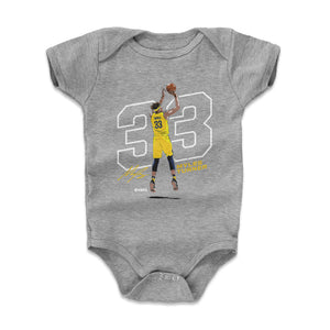 Myles Turner Kids Baby Onesie | 500 LEVEL