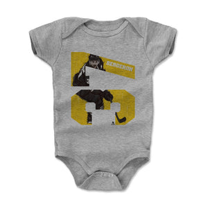 Patrice Bergeron Kids Baby Onesie | 500 LEVEL