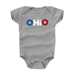 Ohio Kids Baby Onesie | 500 LEVEL