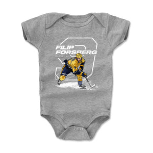 Filip Forsberg Kids Baby Onesie | 500 LEVEL