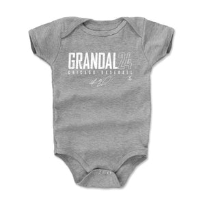 Yasmani Grandal Kids Baby Onesie | 500 LEVEL