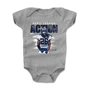 Donte Jackson Kids Baby Onesie | 500 LEVEL