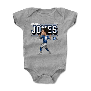 Daniel Jones Kids Baby Onesie | 500 LEVEL