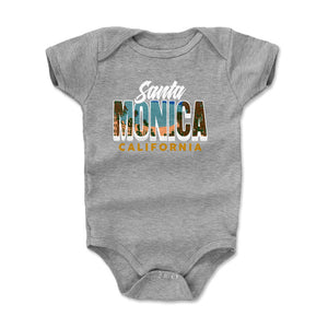 Santa Monica Kids Baby Onesie | 500 LEVEL