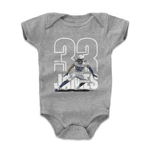 Derwin James Kids Baby Onesie | 500 LEVEL