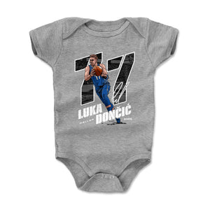 Luka Doncic Kids Baby Onesie | 500 LEVEL