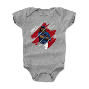 Vladimir Guerrero Jr. Kids Baby Onesie | 500 LEVEL