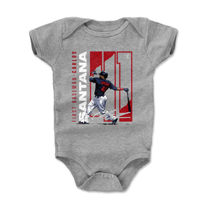 Carlos Santana Kids Baby Onesie | 500 LEVEL