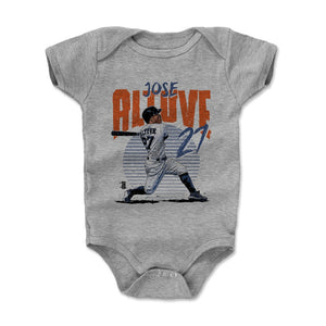 Jose Altuve Kids Baby Onesie | 500 LEVEL