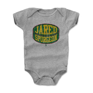 Jared Spurgeon Kids Baby Onesie | 500 LEVEL