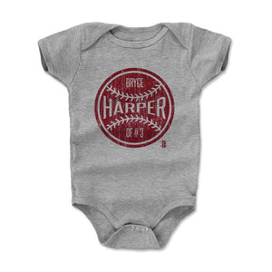 Bryce Harper Kids Baby Onesie | 500 LEVEL