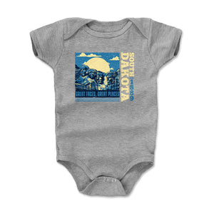South Dakota Kids Baby Onesie | 500 LEVEL