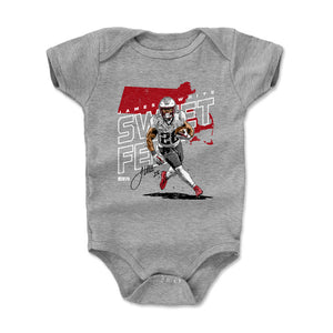 James White Kids Baby Onesie | 500 LEVEL