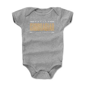 Katlyn Chookagian Kids Baby Onesie | 500 LEVEL