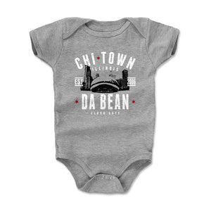 Chicago Kids Baby Onesie | 500 LEVEL