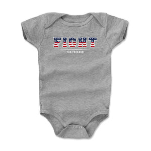 American Pride Kids Baby Onesie | 500 LEVEL