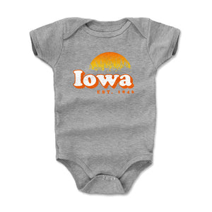 Iowa Kids Baby Onesie | 500 LEVEL