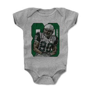 Wayne Chrebet Kids Baby Onesie | 500 LEVEL