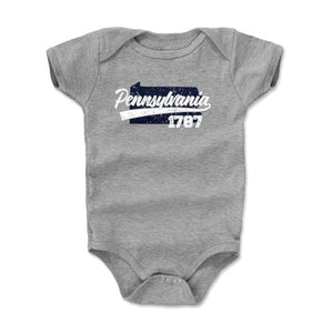 Pennsylvania Kids Baby Onesie | 500 LEVEL