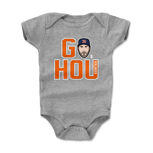 Justin Verlander Kids Baby Onesie | 500 LEVEL
