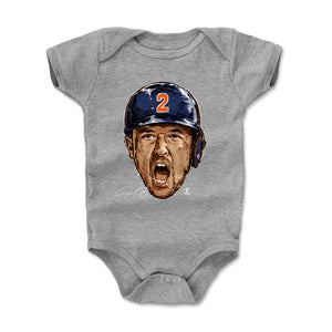 Alex Bregman Kids Baby Onesie | 500 LEVEL