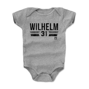 Hoyt Wilhelm Kids Baby Onesie | 500 LEVEL