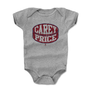 Carey Price Kids Baby Onesie | 500 LEVEL