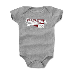 Oklahoma Kids Baby Onesie | 500 LEVEL