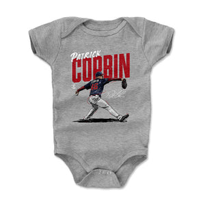 Patrick Corbin Kids Baby Onesie | 500 LEVEL