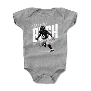 Devin Bush Kids Baby Onesie | 500 LEVEL