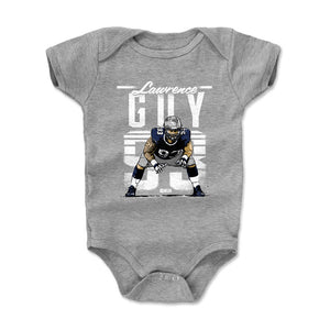 Lawrence Guy Kids Baby Onesie | 500 LEVEL