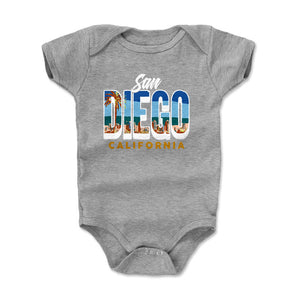 San Diego Kids Baby Onesie | 500 LEVEL
