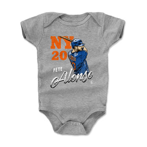 Pete Alonso Kids Baby Onesie | 500 LEVEL