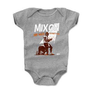 Joe Mixon Kids Baby Onesie | 500 LEVEL