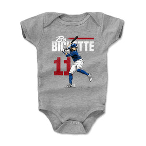 Bo Bichette Kids Baby Onesie | 500 LEVEL