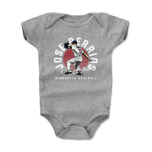 Jose Berrios Kids Baby Onesie | 500 LEVEL