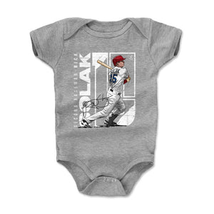 Nick Solak Kids Baby Onesie | 500 LEVEL