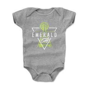 Seattle Kids Baby Onesie | 500 LEVEL