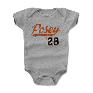 Buster Posey Kids Baby Onesie | 500 LEVEL