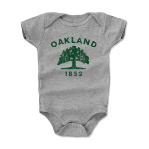 Oakland Kids Baby Onesie | 500 LEVEL