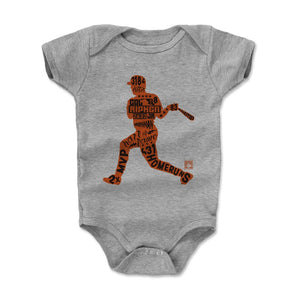 Cal Ripken Jr. Kids Baby Onesie | 500 LEVEL