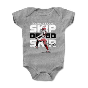 Deebo Samuel Kids Baby Onesie | 500 LEVEL