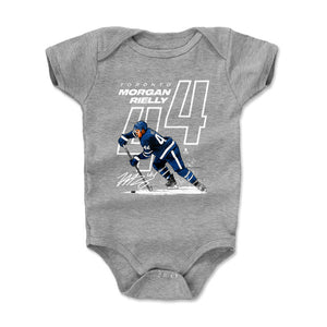 Morgan Rielly Kids Baby Onesie | 500 LEVEL