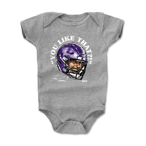 Kirk Cousins Kids Baby Onesie | 500 LEVEL