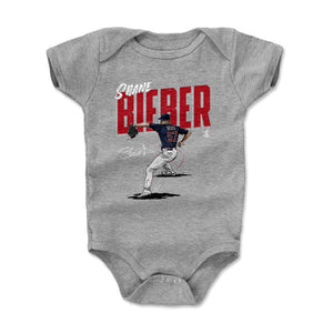 Shane Bieber Kids Baby Onesie | 500 LEVEL
